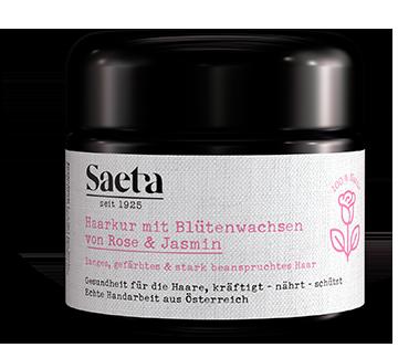 Haarkur-mit-Blütenwachsen-von-Rose-und-Jasmin-Saeta-POP